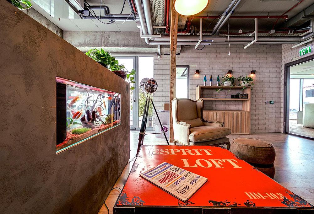 Google's Office Rooms in Tel Aviv 11