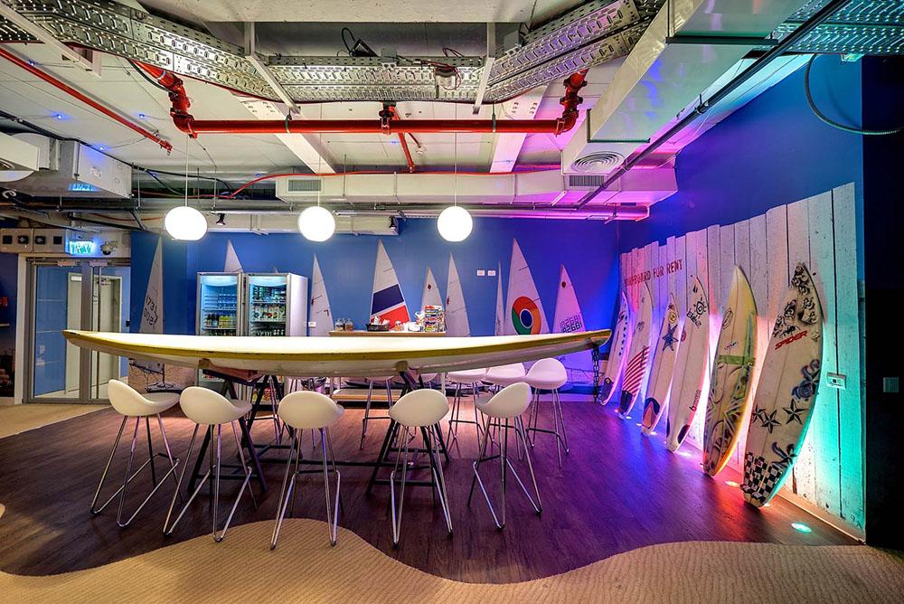 Google's Office Rooms in Tel Aviv 14
