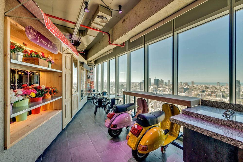 Google's Office Rooms in Tel Aviv 17