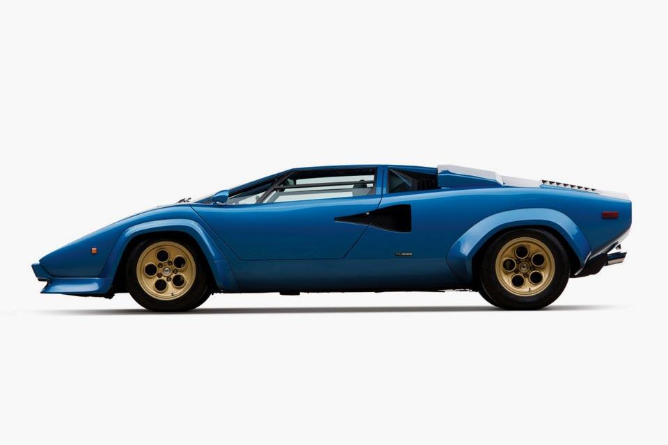 Classic: 1979 Lamborghini Countach LP400S 2