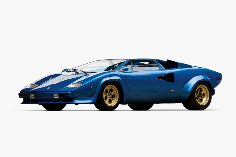 Classic: 1979 Lamborghini Countach LP400S 3