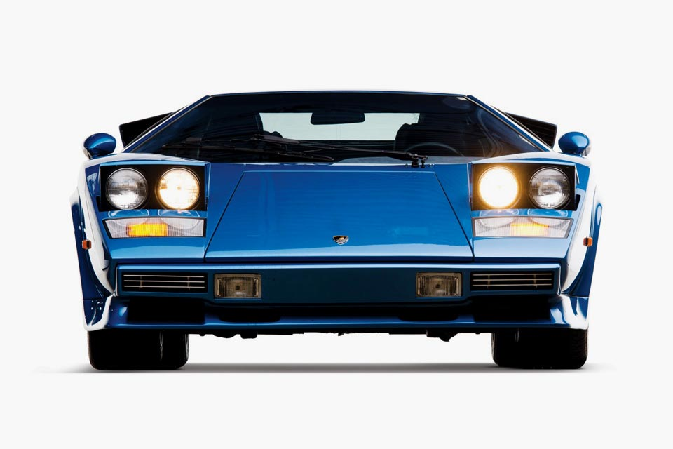Classic: 1979 Lamborghini Countach LP400S 4