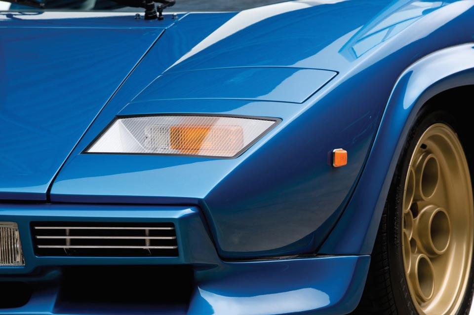 Classic: 1979 Lamborghini Countach LP400S 6
