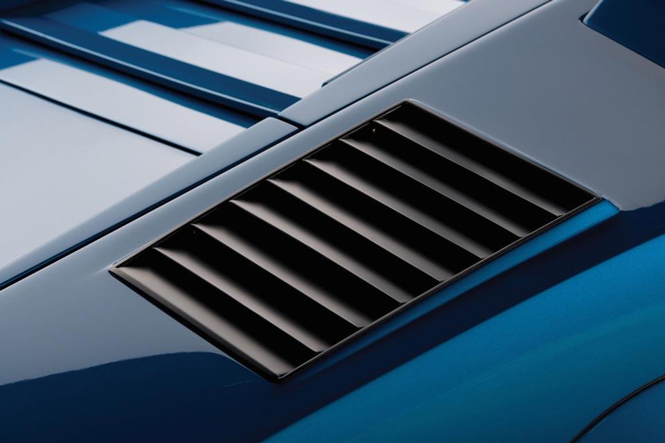 Classic: 1979 Lamborghini Countach LP400S 7