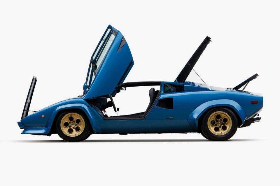 Classic: 1979 Lamborghini Countach LP400S 1