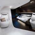 Mercedes-Benz style & Lufthansa Technik develop cutting-edge aircraft cabin