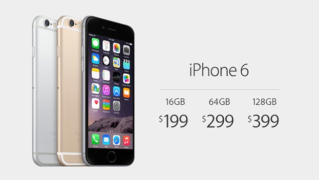 Apple Officially Unveils the iPhone 6 and iPhone 6 Plus 4
