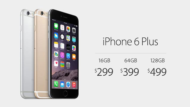 Apple Officially Unveils the iPhone 6 and iPhone 6 Plus 5