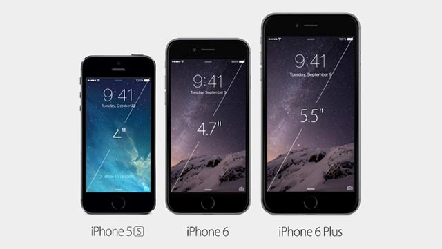 Apple Officially Unveils the iPhone 6 and iPhone 6 Plus 7