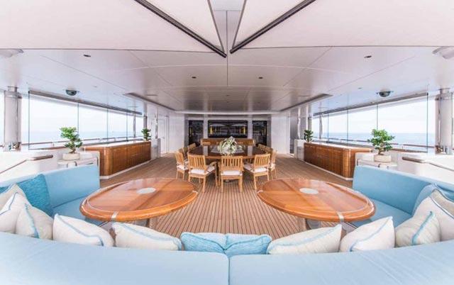 $300 Million Nirvana Yacht x Oceanco 4