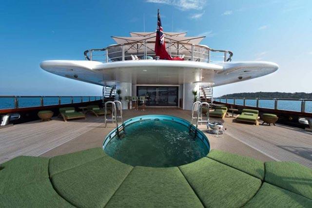 $300 Million Nirvana Yacht x Oceanco 6