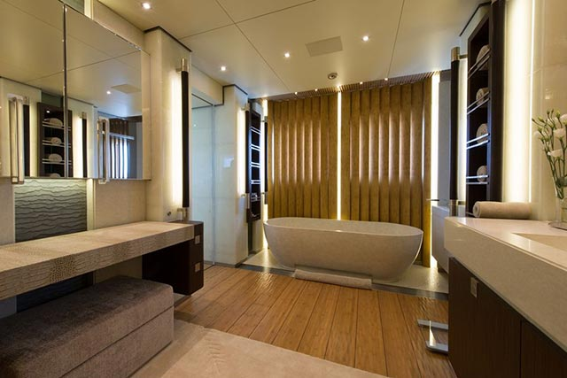 $300 Million Nirvana Yacht x Oceanco 8