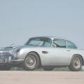 Original James Bond Aston Martin DB5 steht für £3 Millionen zum Verkauf