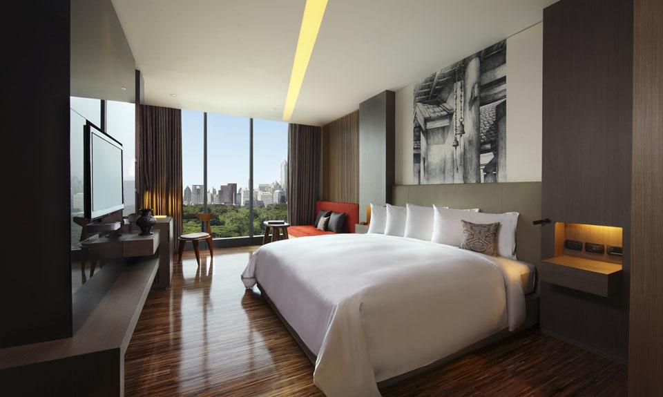 Das unglaubliche Sofitel So Bangkok Hotel 3