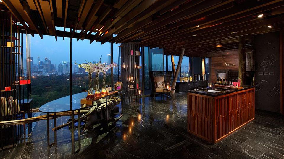 Das unglaubliche Sofitel So Bangkok Hotel 11