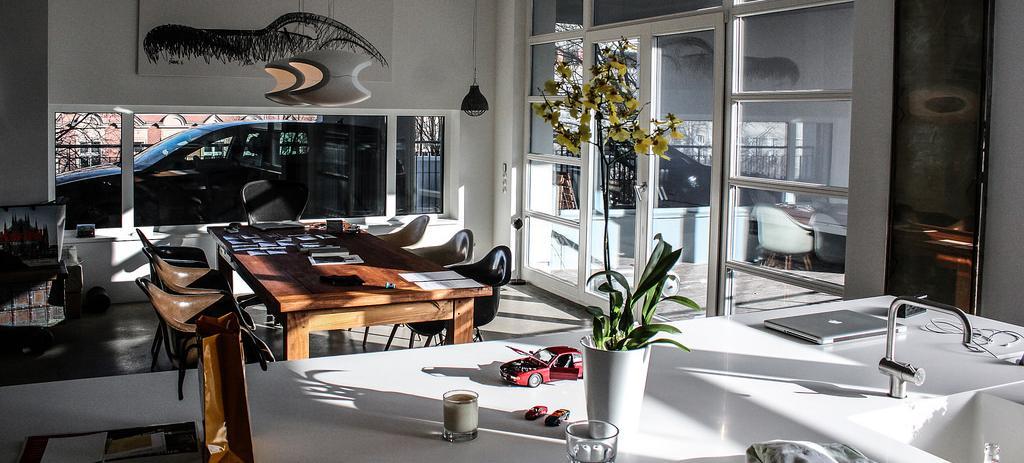 Studio Kippenberger Loft in Berlin 1