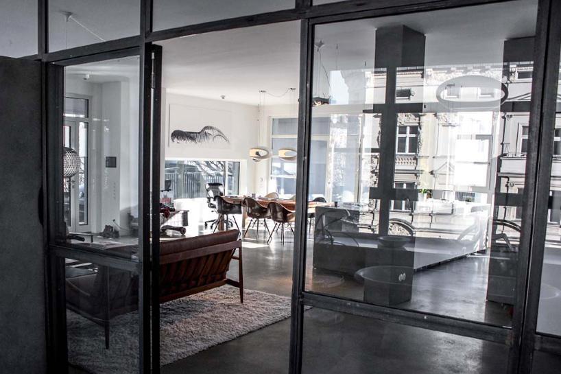 Studio Kippenberger Loft in Berlin 11