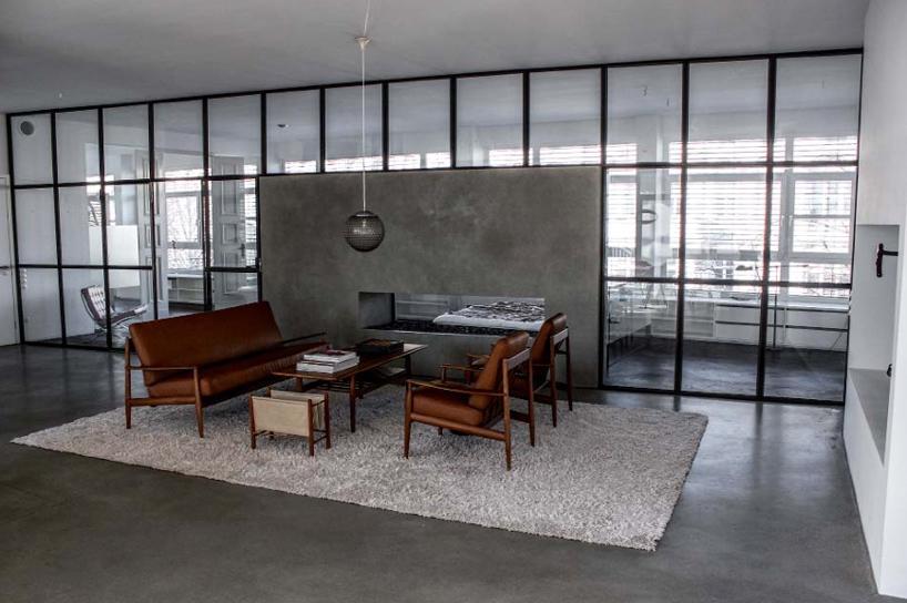 Studio Kippenberger Loft in Berlin 10