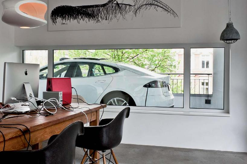 Studio Kippenberger Loft in Berlin 8