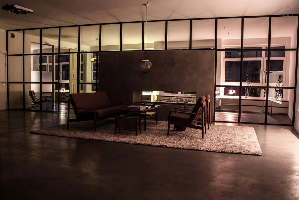 studio kippenberger loft in berlin mr goodlife. Black Bedroom Furniture Sets. Home Design Ideas