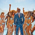 'Spring Breakers' Campaign by Suitsupply