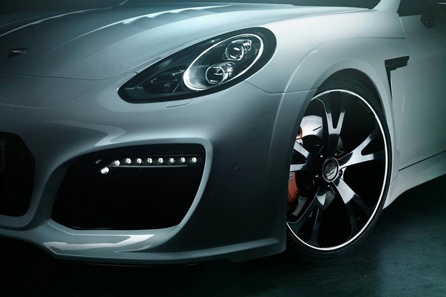 Porsche GrandGT Panamera von TECHART 8