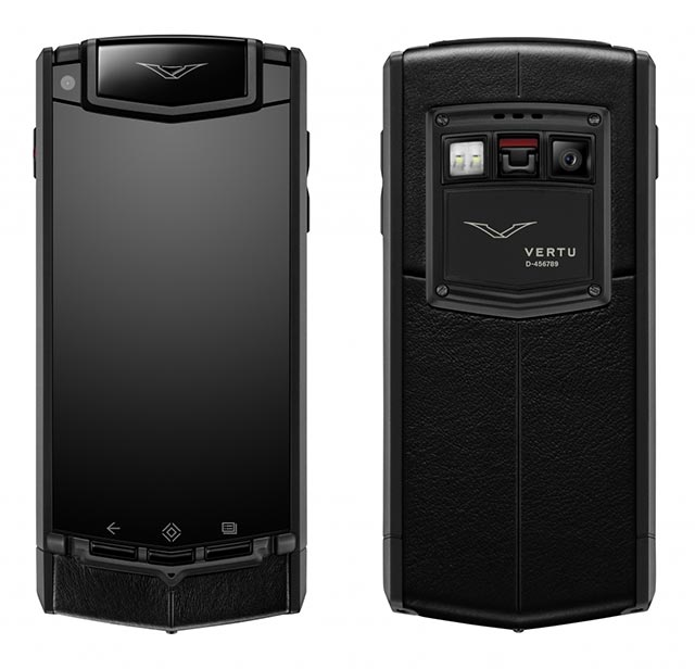 Stunning Luxury Smartphone by Vertu Ti 2