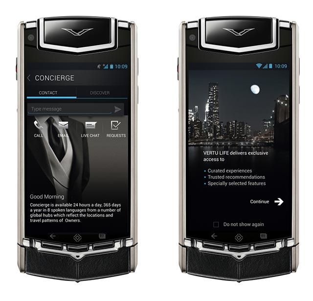 Stunning Luxury Smartphone by Vertu Ti 3