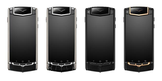 Stunning Luxury Smartphone by Vertu Ti 6