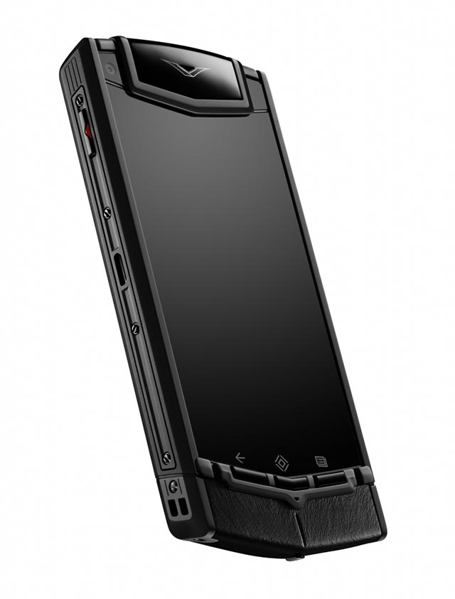 Stunning Luxury Smartphone by Vertu Ti 7