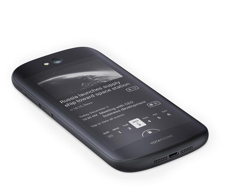 The World's First Smartphone with Two Screens: YotaPhone 2 2
