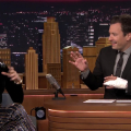 Cara Delevingne Freestyle Beatboxing on Jimmy Fallon