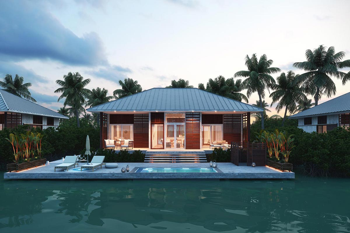 A Dream Surrounded by Water x ITZ'ANA Resort & Residences 2