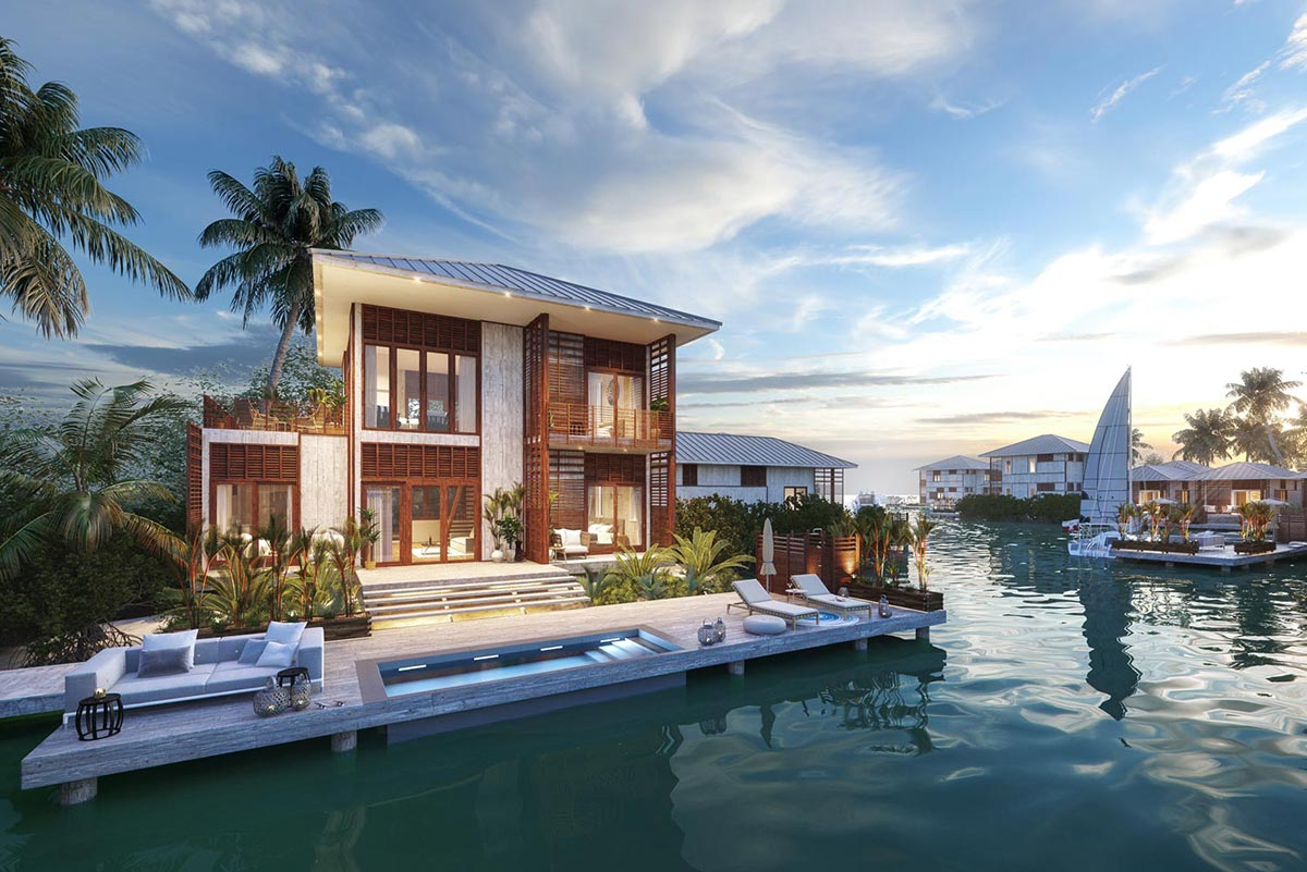 A Dream Surrounded by Water x ITZ'ANA Resort & Residences 3
