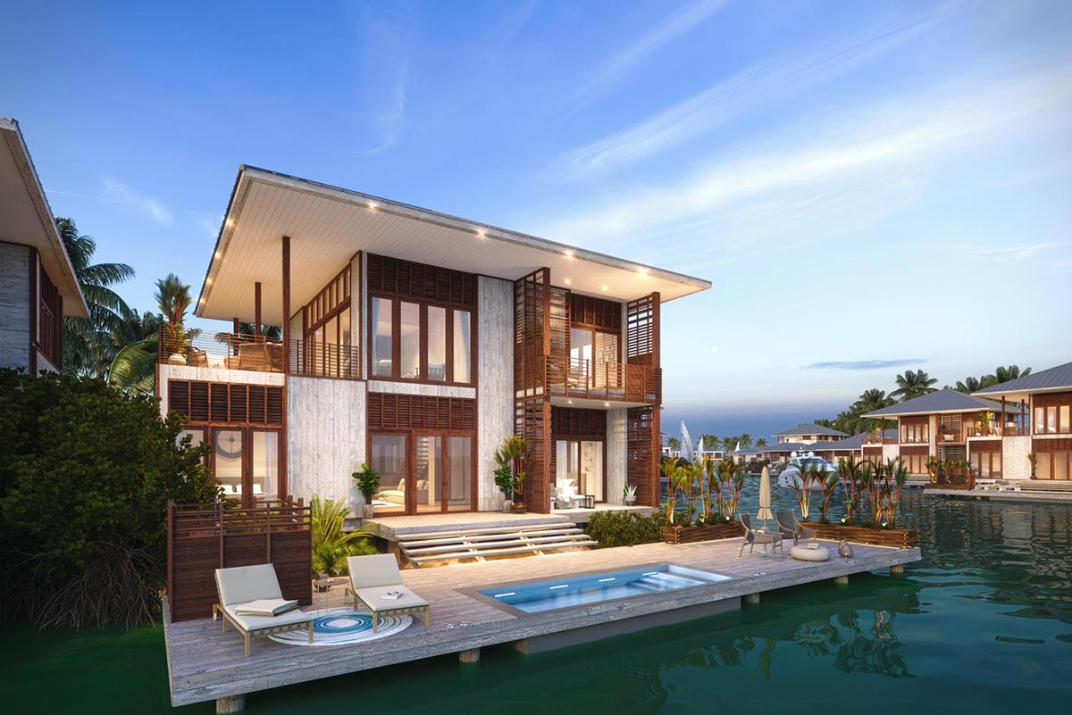 A Dream Surrounded by Water x ITZ'ANA Resort & Residences 4