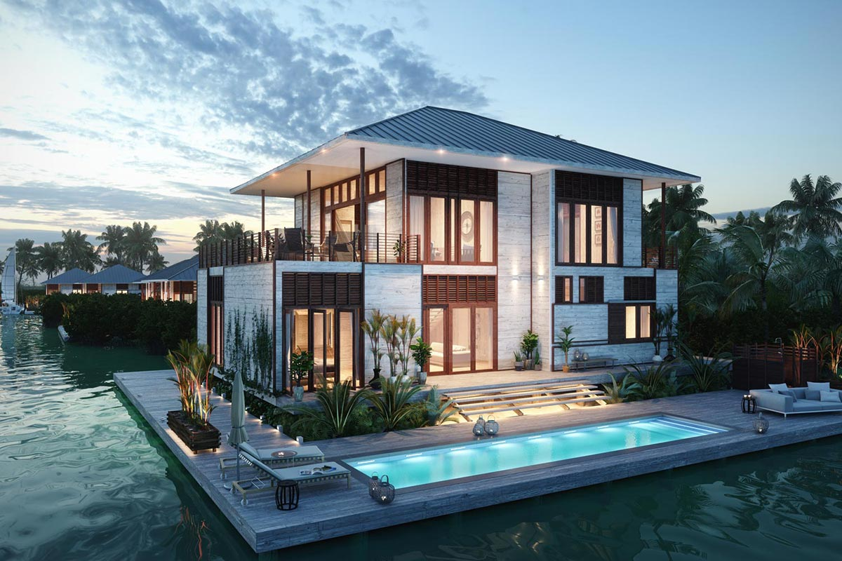 A Dream Surrounded by Water x ITZ'ANA Resort & Residences 1