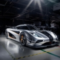 Koenigsegg One:1 from 0-300-0km/h in 17.95 seconds