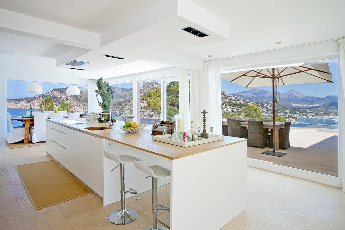 Villa with amazing views over Port Andratx 17