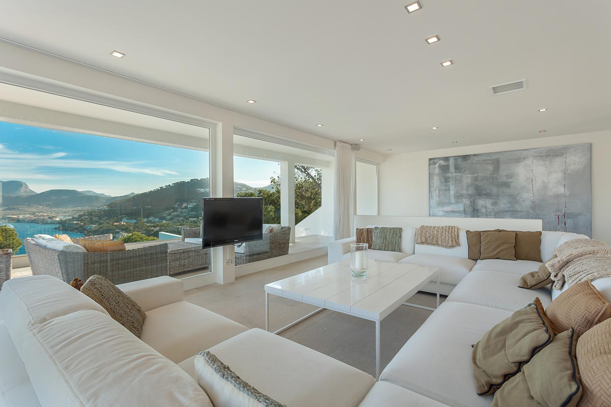 Villa with amazing views over Port Andratx 15