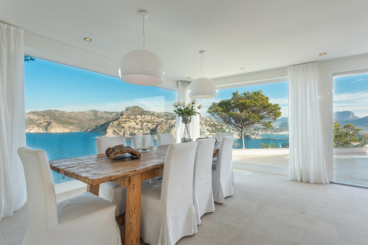 Villa with amazing views over Port Andratx 14
