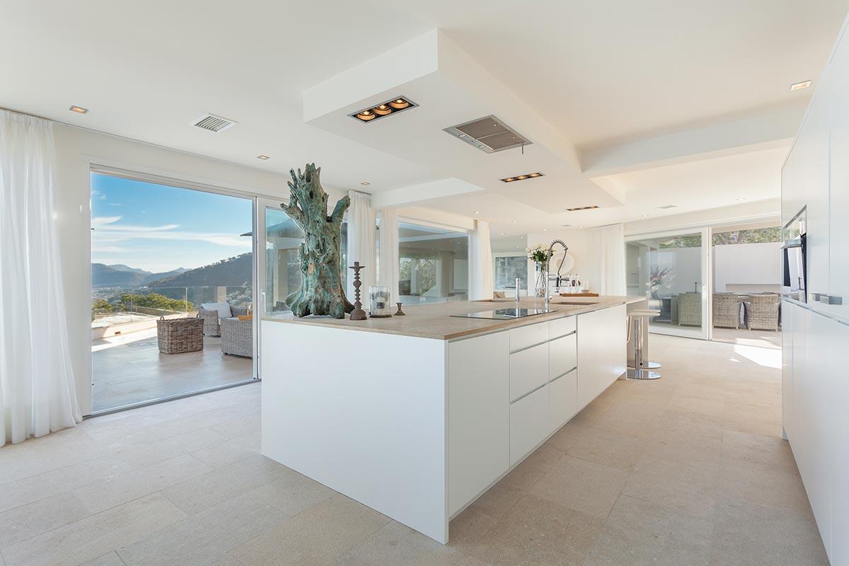 Villa with amazing views over Port Andratx 13