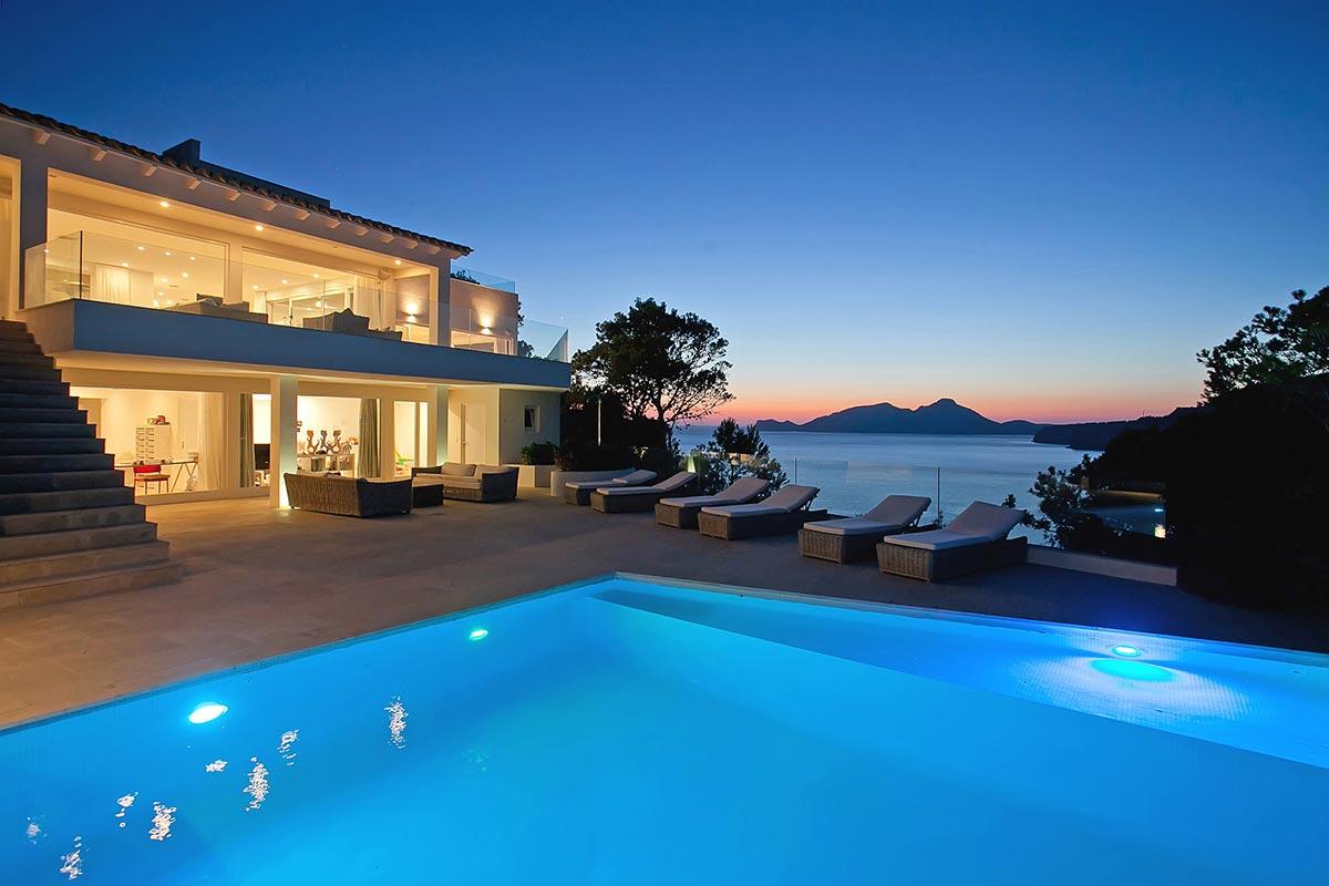 Villa with amazing views over Port Andratx 1