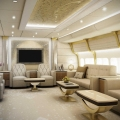 A Palace above the Clouds: The 747 Private Jet