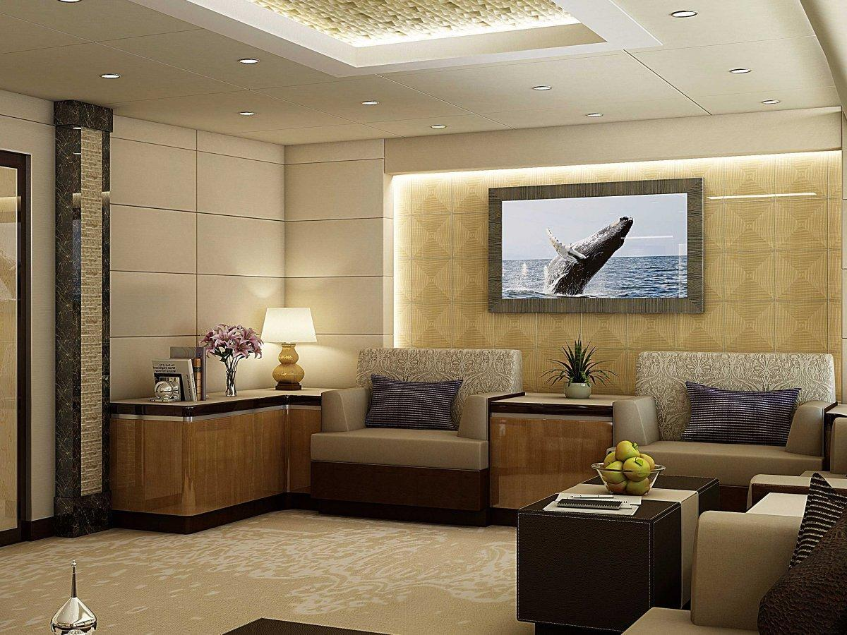 A Palace above the Clouds: The 747 Private Jet 6