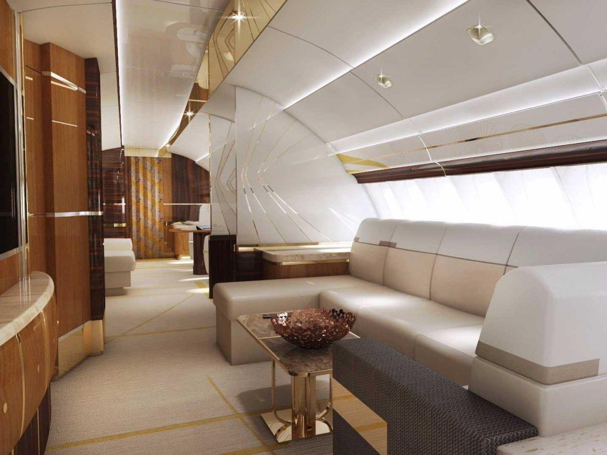 A Palace above the Clouds: The 747 Private Jet 3