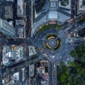 New York from above by Jeffre Milstein