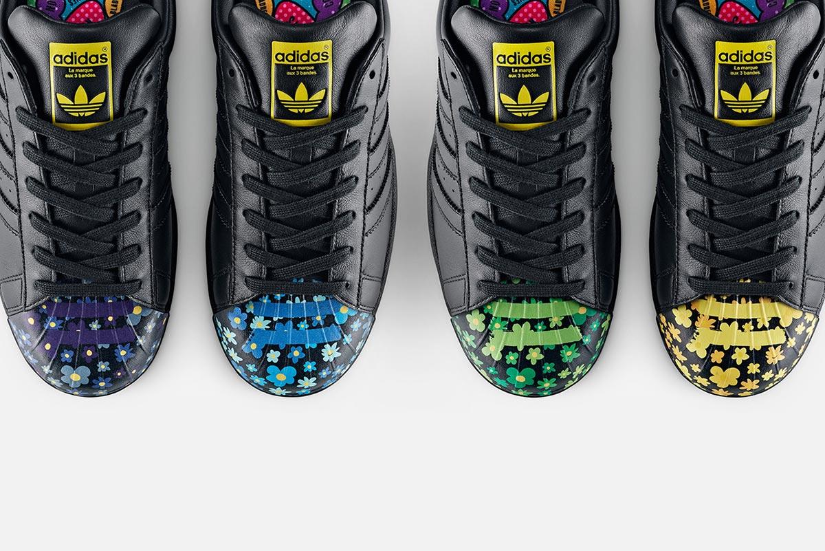 adidas Originals and Pharrell Williams x Supershell Artwork Collektion 5