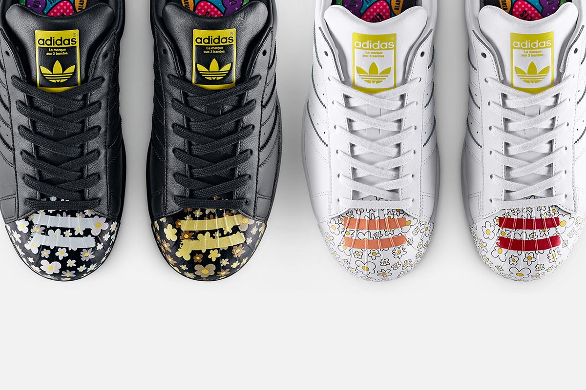 adidas Originals and Pharrell Williams x Supershell Artwork Collektion 6