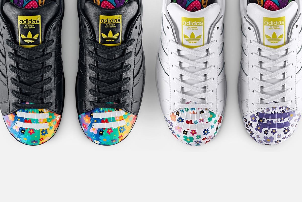 adidas Originals and Pharrell Williams x Supershell Artwork Collektion 7