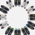 adidas Originals und Pharrell Williams x Supershell Artwork Kollektion